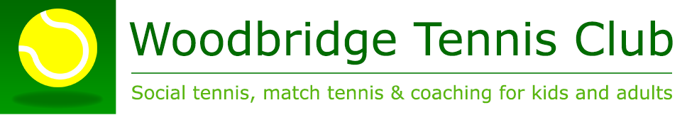 Woodbridge Tennis Club Logo