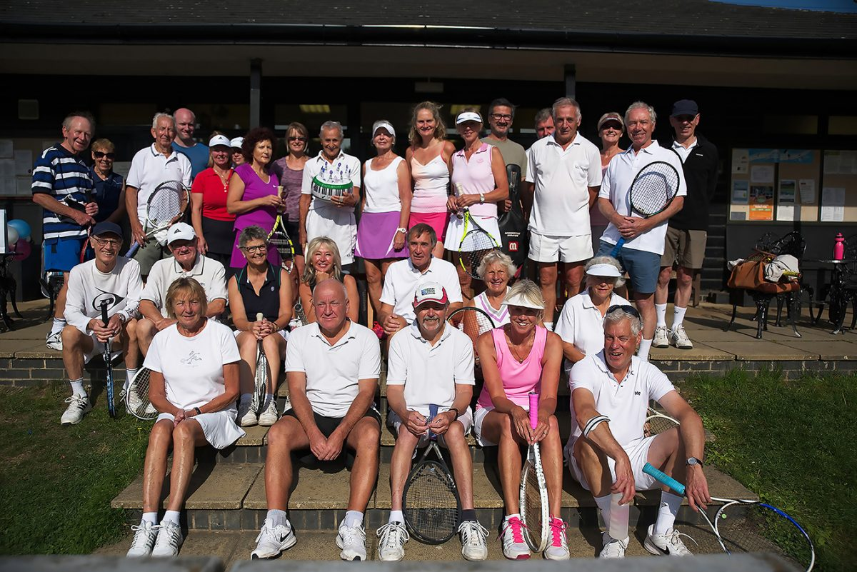 Woodbridge Tennis Club has various social tennis sessions