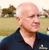 Steve Lemon, Chairman of Woodbridge Tennis Club