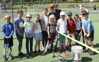 Junior Tennis Camp at Woodbridge Tennis Club