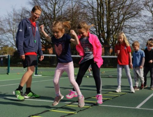 Tennis for Kids Courses this October