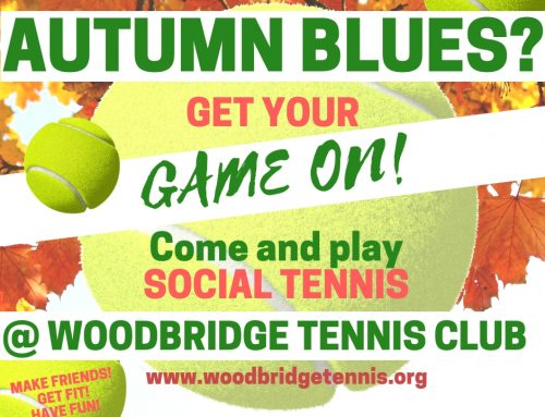 Banish Autumn Blues – Get your Game On!