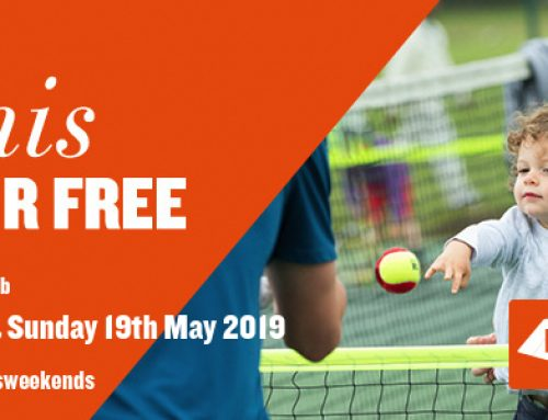 Coming Soon – Big Tennis Weekend at Woodbridge Tennis Club!