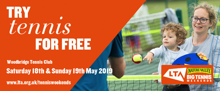 Big Tennis Weekend at Woodbridge Tennis Club