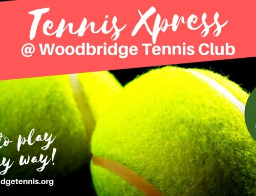 Try Tennis Xpress at Woodbridge Tennis Club