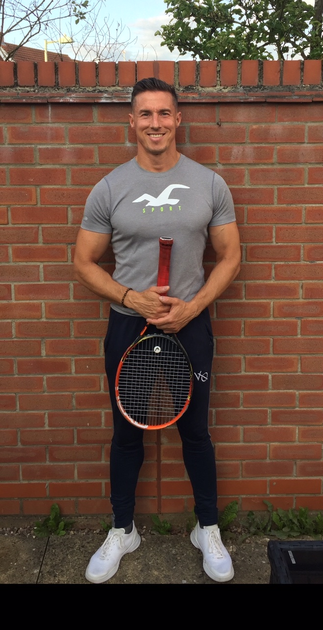 Martyn Bullingham, Junior coach at Woobridge Tennis Club