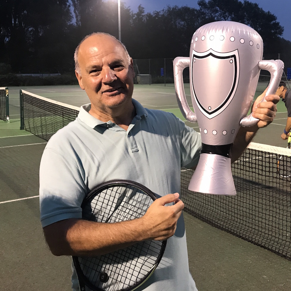 French open tournament at Woodbridge Tennis Club