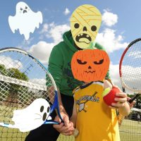 Halloween tournament at Woodbridge Tennis Club