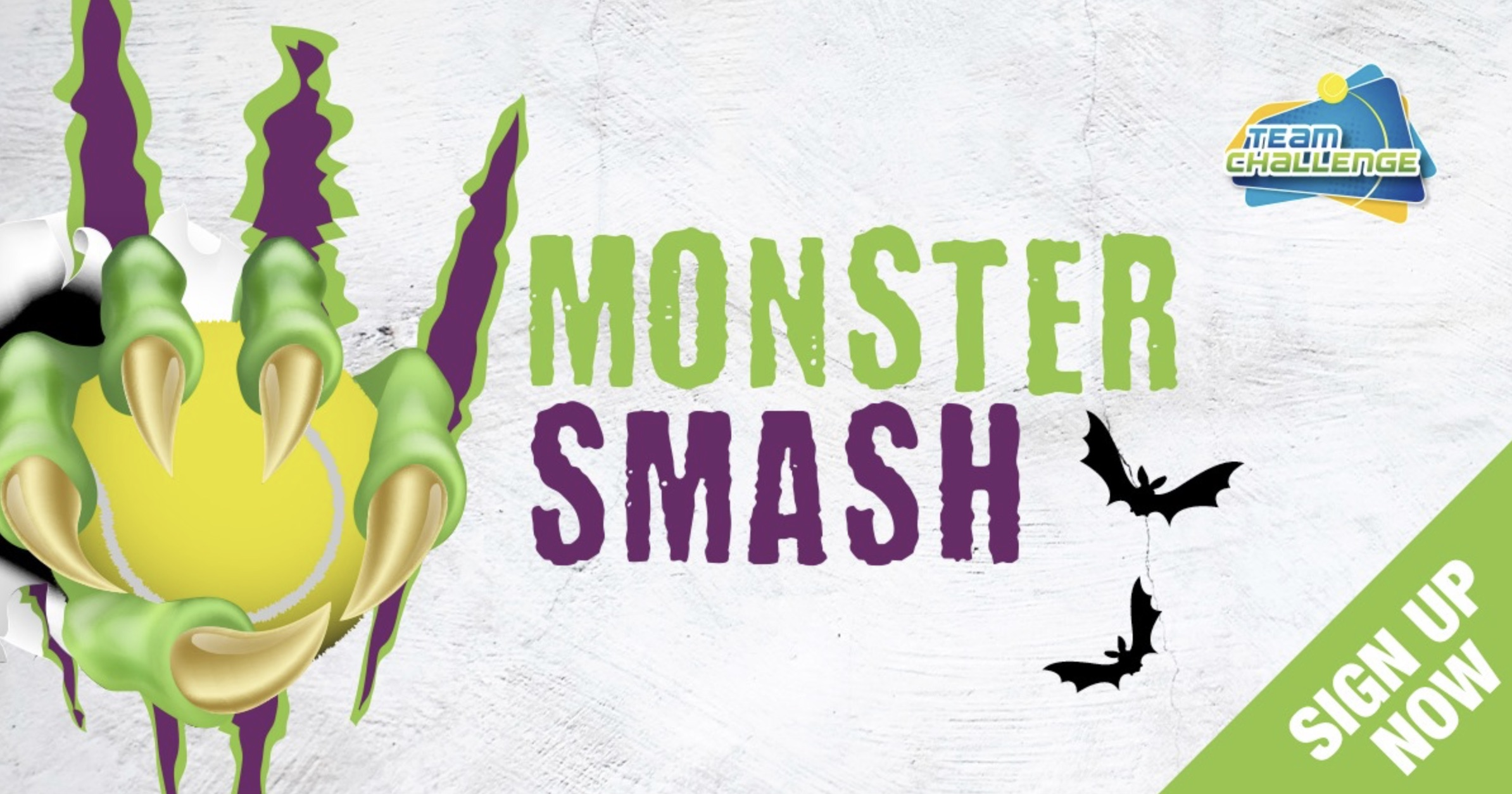 Monster Smash tennis tournament
