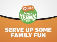 Quorn Family tennis tournament